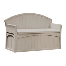 Suncast   Suncast Patio Bench  Pack Of 1   Outdoor Benches