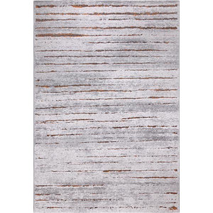 Woodland WH-2870-952 Rug, Grey and Brown, 120x170 cm
