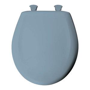 Church Bemis 200slowt 424 Round Plastic Toilet Seat