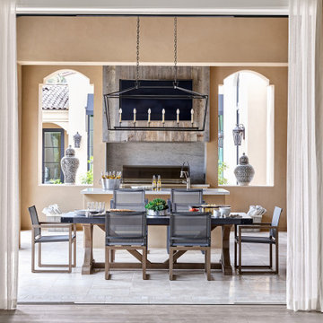 Sublime Sanctuary - Outdoor Dining + Kitchen