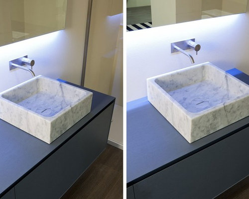 Bathroom Sinks Top Mount top mount, encased or wall mount sinks