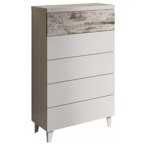 Romia 5 Drawer Chest