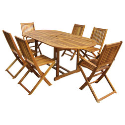 Outdoor Dining Sets by Charles Bentley & Son Ltd