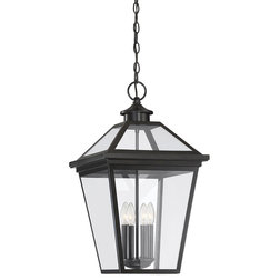 Traditional Outdoor Hanging Lights by Savoy House