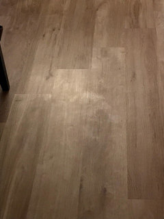 Lifeproof vinyl flooring 1 grey sterling oak vs 2 white ocala oak at this point i wish we would have gone with the home depot product over the karndean as the floors look bad all over solutioingenieria Gallery