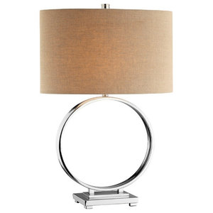 Stein World   O   Steel Table Lamp