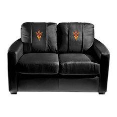Arizona State Sun Devils Collegiate Silver Love Seat