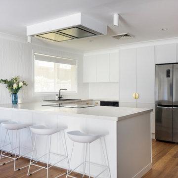 Contemporary Kitchen, New Lambton Heights
