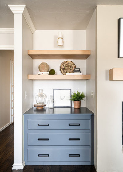 Transitional  by Kelsey Leigh Design Co.