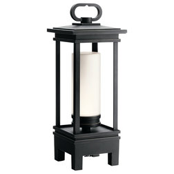 Transitional Outdoor Table Lamps by Buildcom