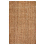 Anji Mountain - Anji Mountain 5'x8' Andes Jute Rectangular Rug - Jute brings a magnificent, chunky texture to any space. These rugs are expertly handloom-woven by skilled weavers who employ a variety of traditional techniques to create these simply beautiful styles.  Jute fibers exhibit naturally anti-static, insulating and moisture regulating properties. It is predominantly farmed by approximately four million small farmers in India and Bangladesh and supports hundreds of thousands of workers in jute manufacturing (from raw material to yarn and finished products).Features