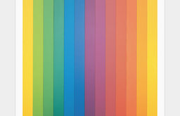 Ellsworth Kelly Spectrum IV Poster