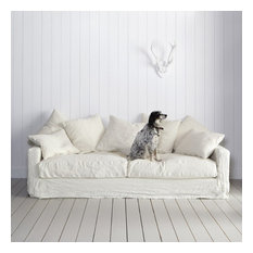 The Antibes Linen Sofa Collection