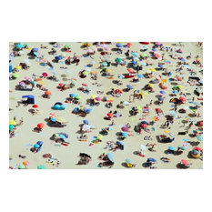 """Sunbathing"" Photo Print, Aluminium, 60x40 cm"