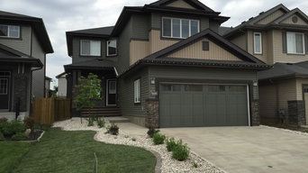 Simple & Elegant Front Yard Design