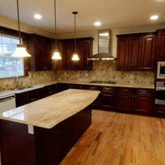 Beautiful Pacifica Kitchen Cabinets