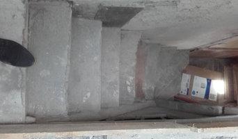 Rénovation d'un escalier