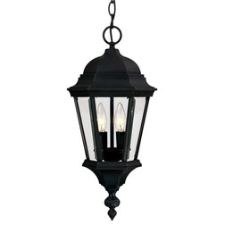 Traditional Outdoor Hanging Lights by Lighting New York