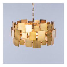 Colosseum Hanging Light - The White Teak Company