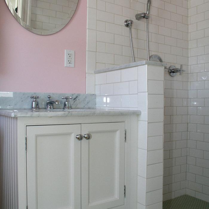 Girls Bathroom Remodel