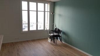 Rénovation appartement Cassis