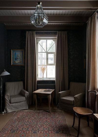 Фьюжн Семейная комната by Архитектурная мастерская Petr & Pavel