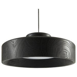 Pesi Large Pendant Light, Ash and Grey