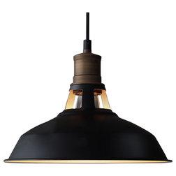 Industrial Pendant Lighting by Ergode