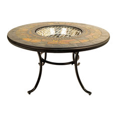 Durango Fire Pit Coffee Table