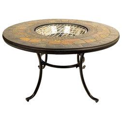 Mediterranean Tabletop Fireplaces by Europa Leisure (UK) Ltd