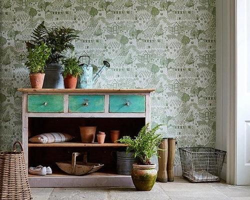 Potting Room fabrics by Sanderson - Wall Decor