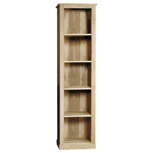 5 Shelf Mobel Oak Bookcase