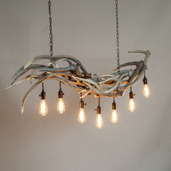 Epic Always love the originality of custom chandeliers Like the new line of modern antler chandeliers