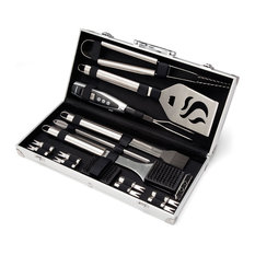 Cuisinart - Deluxe 20-Piece Grill Tool Set - Grill Tools & Accessories