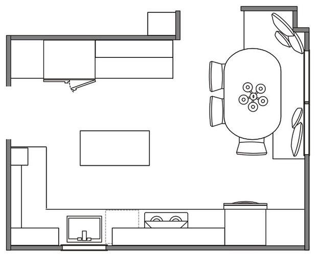 Floor Plan KOW A Lynn brown farmhouse
