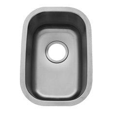 Century Bebido, 18 Gauge Stainless Steel Bar Sink, 12'x18'