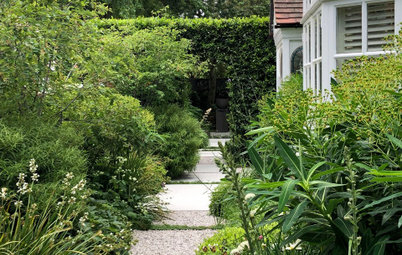 Garden Tour: A Tricky-shaped Garden Gains Order and Privacy