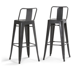 Industrial Bar Stools And Counter Stools by Simpli Home Ltd.