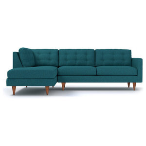 Logan 2-Piece Sectional Sofa - Midcentury - Sectional Sofas ...