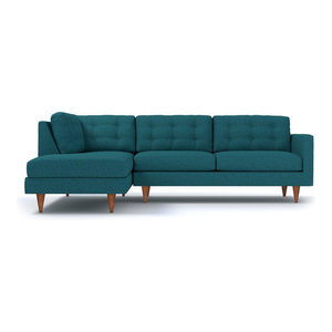 Formosa 2 Piece Sectional Transitional Sectional Sofas