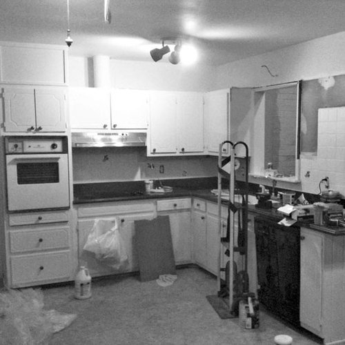 Kitchen Design Before And After Photo: Various Before & After Kitchen Design & Remodels