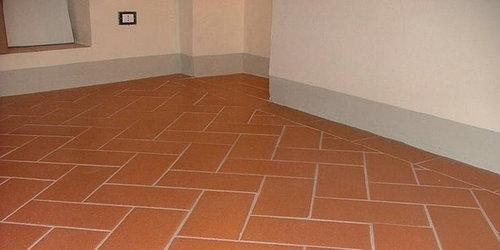 Pavimento in cotto come cambiare for Pavimento cotto arredamento moderno