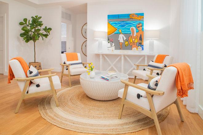 Beach Style by Interiors by Maite Granda