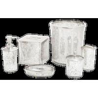 Ice 6-Piece Bathroom Accessory Set