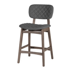 Alden Bay Counter Stool Weathered Gray