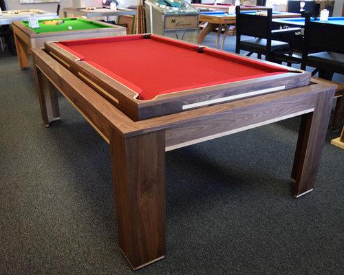 Designer Billiards Spartan Rollover Luxury Pool Table - American ...