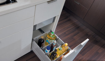 Harn Triomax Soft Close Drawer Railings to Keep Bottles Safe & Secure