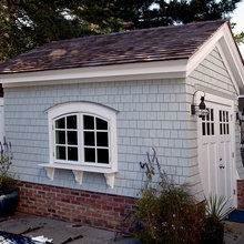 beach house garage