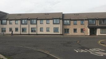 Eglington Court, Saltcoats