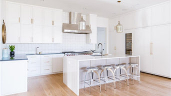 Modern Bright and Functional Kitchen Remodel in Pasadena, CA